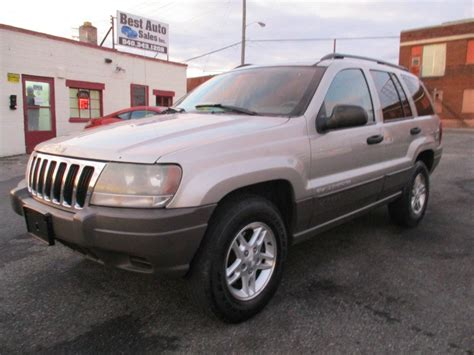 car owners manuals for sale 2003 jeep grand cherokee electronic toll collection jeep cars for sale in roanoke virginia
