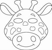 Related Pictures Wild Animal Mask Template