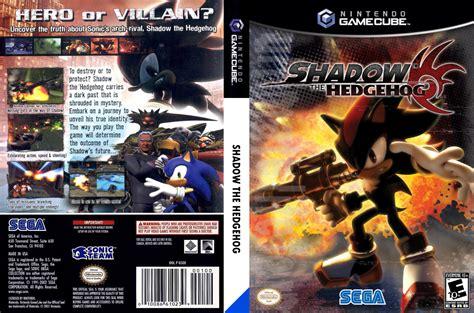 shadow  hedgehog iso