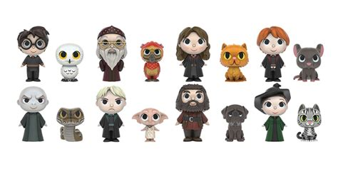 Mystery Minis Harry Potter harry potter mystery minis from funko