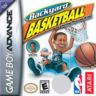 backyard basketball nintendo boy advance