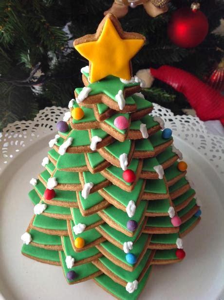 193 rbol de navidad de galletas para hacer con los m 225 s peques