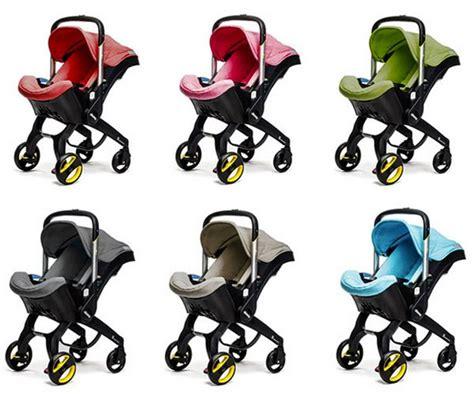 pram that turns into a car seat meet doona the foldable car seat that turns into a