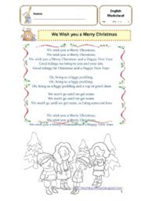 english exercises     merry christmas