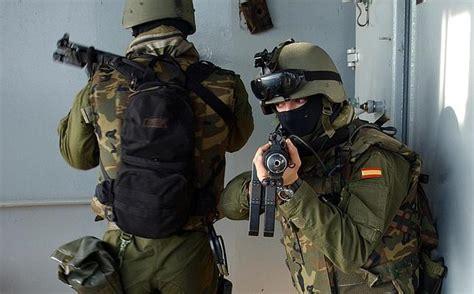 policia infanteria sueldo las fuerzas especiales del ej 233 rcito espa 241 ol as 237 son