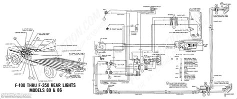 1986 ford f 350 wiring schematic wiring diagrams