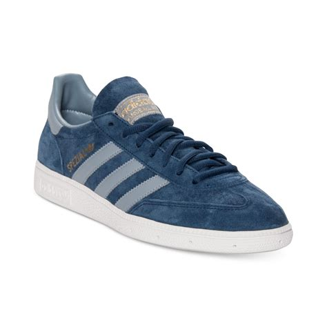 adidas spezial casual sneakers  blue  men bluelight