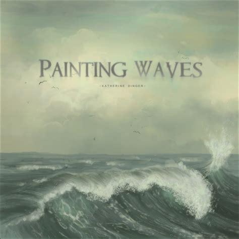 watercolor waves tutorial watercolor painting ocean waves