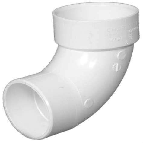 Rucika Vlok Pvc 3 4 X 1 2 Aw Reducer Pol Berkualitas D1256 pipe 6 in pvc dwv 90 degree spg x hub 1 4 bend pvc 00302 1600 the home