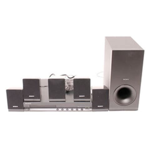 sony dav tz140 davtz140 dvd home theater system