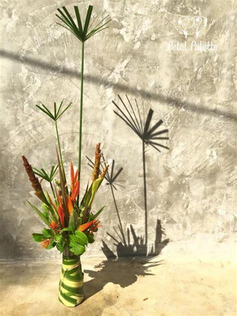 Tropical Interiors Florist by Petal Palette Seoul Florist Flower With Style