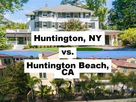 Real Estate In Huntington Ny Vs Huntington Beach Ca House Tanning Huntington Ny