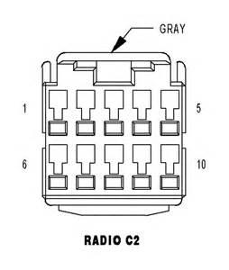2006 ram 1500 standard radio wiring diagram page 2 dodgeforum