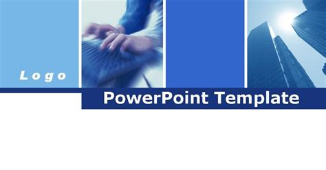 4 h powerpoint template blue business powerpoint template 9 แจก powerpoint