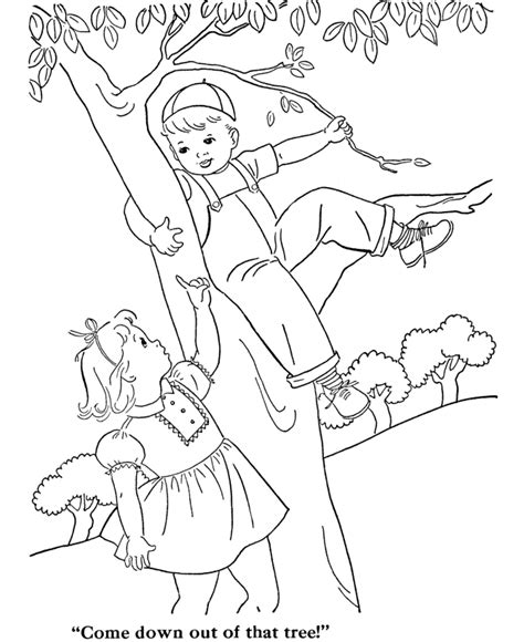 little boy and girl coloring pages coloring home