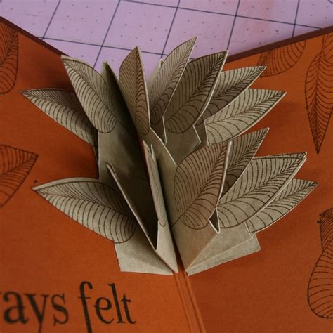 thanksgiving pop up card templates 162 best handmade autumn cards images on
