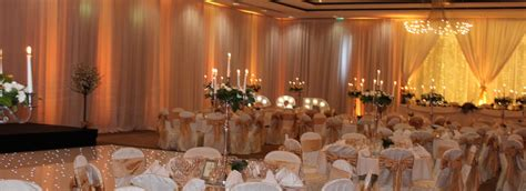 wedding pipe and drape home wow wedding flowers church flowers chair covers