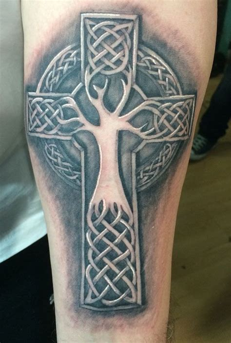 welsh celtic cross tattoo designs celtic tattoos for designs ideas and meaning