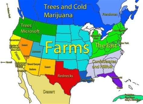 california map meme what region are you from