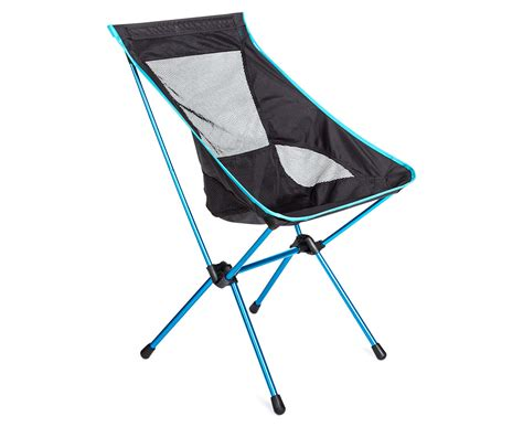 Packable C Chair by Ultra Packable C Chair Black Blue Great Daily Deals