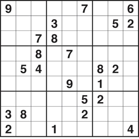 Sudoku 2 335 Hard Life And Style The Guardian
