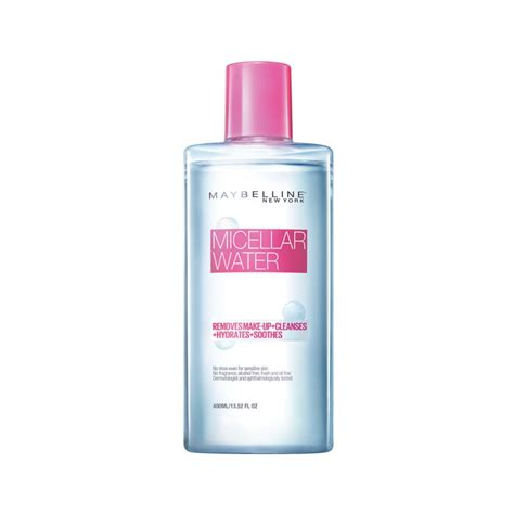 Original 100 N Micellar Cleansing Water Makeup Remover harga maybelline eye makeup remover style by