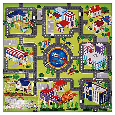 alfombras goma eva dactic alfombra ciudad goma eva falabella