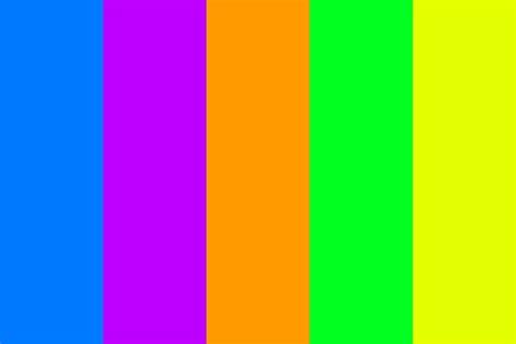 Good Color Schemes vibrant colors color palette