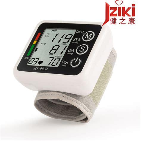jziki pengukur tekanan darah electronic sphygmomanometer