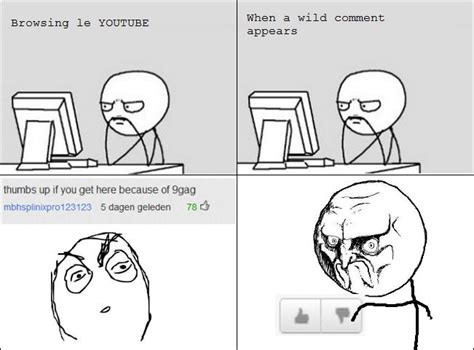 Know Your Meme 9gag - 9gag rage faces www pixshark com images galleries with