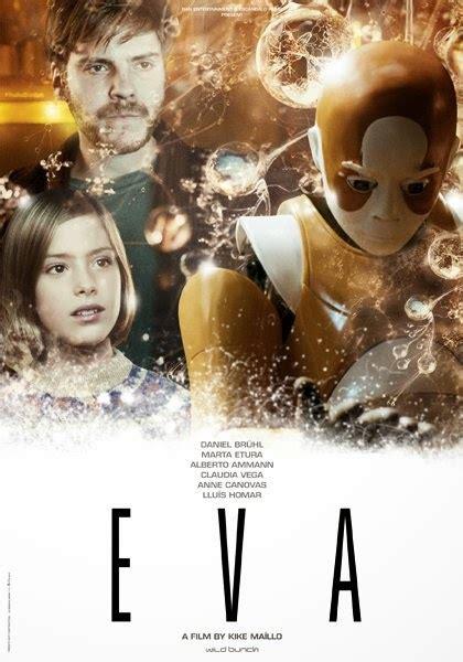 film robot eva eva bande annonce du film actu film