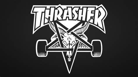 thrasher skate goat logo 1 thrasher hd wallpapers background images wallpaper abyss