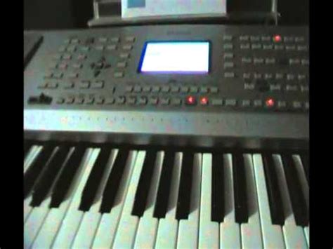 keyboard workstation tutorial ketron sd5 arranger workstation tutorial doovi