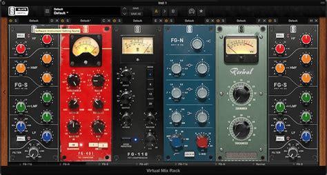 Slate Digital Mix Rack by Slate Digital Mix Rack Review Logic Pro Expert