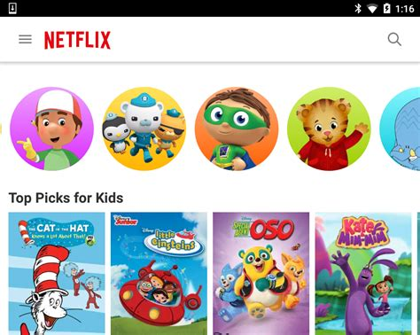 for toddlers netflix 4 3 update delivers a brighter experience for