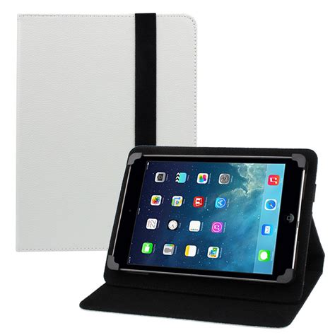 Lcdompet Tablet Universal 7in universal 7 inch 8 inch leather stand skin cover for pc android tablet lot ebay