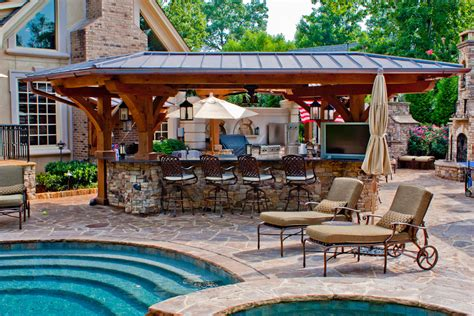 The Backyard Kitchen Entertain In Style With The Outdoor Kitchen Of Your Dreams