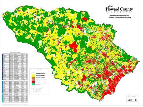 Howard County Search Howard County Map Bin