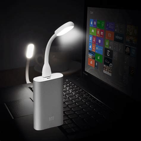 Xiaomi Led Usb original xiaomi led light with usb for power bank tablet alex nld