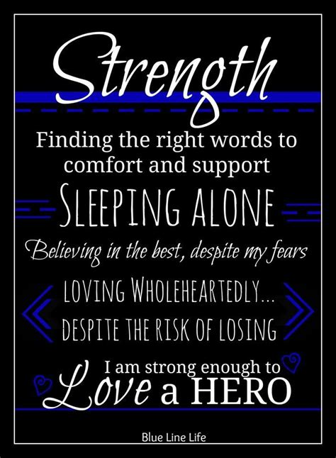 strength finding the right words to comfort and support