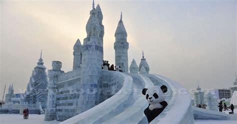 top places  visit  china  winter china travel