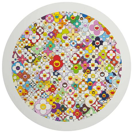 Flat Flower Channel flat flower takashi murakami christie