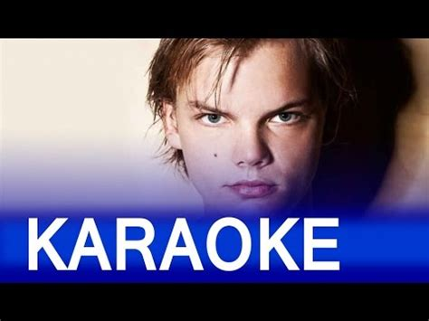 avicii karaoke avicii addicted to you lyrics instrumental karaoke youtube