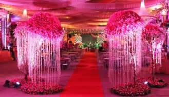 indische dekoration indian wedding decor pink lotus events