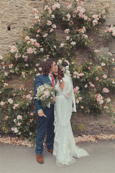 bianca and anthony s handcrafted nature loving wedding at