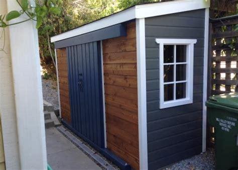 sarawak backyard shed  mill valley california