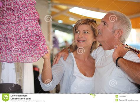 Couples Clothing Store In Clothing Store Stock Photo Image 23350630