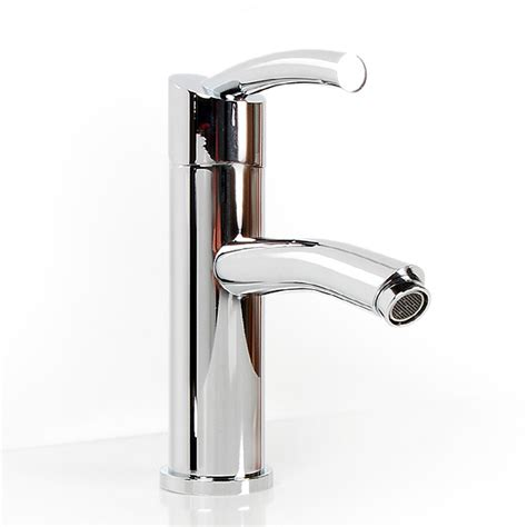 kitchen sink faucets lowes shop d vontz 1 handle bathroom sink faucet at lowes