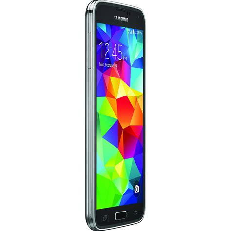 samsung galaxy s5 mobile samsung galaxy s5 sm g900t 16gb t mobile branded sm g900t blk