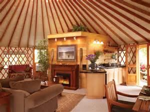 yurt interior design oregon company will build you a beautiful yurt for less